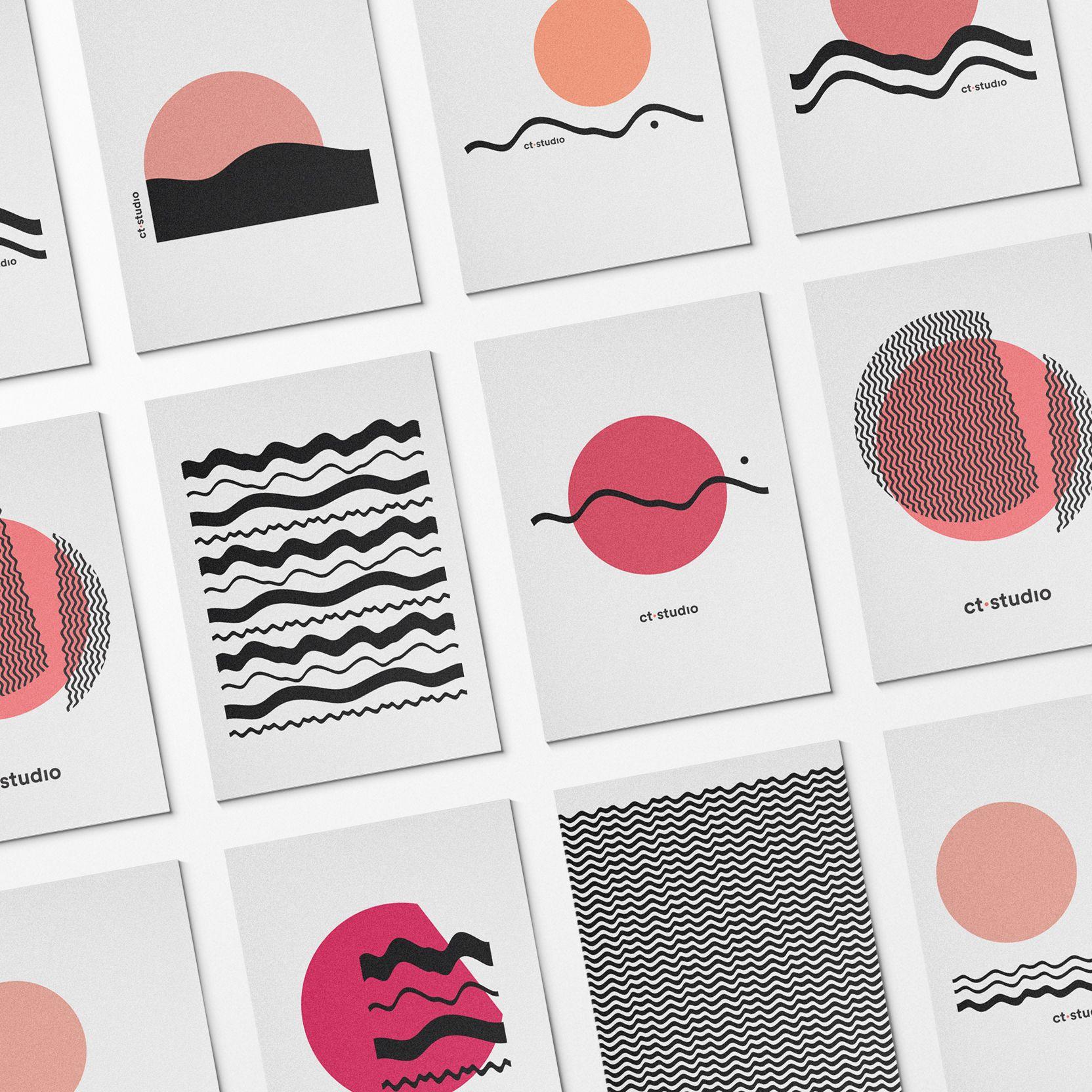 ct•studio - #créateursdimprimés #graphicdesign