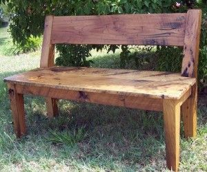 Top 10 Wood Dining Bench With Back Idea