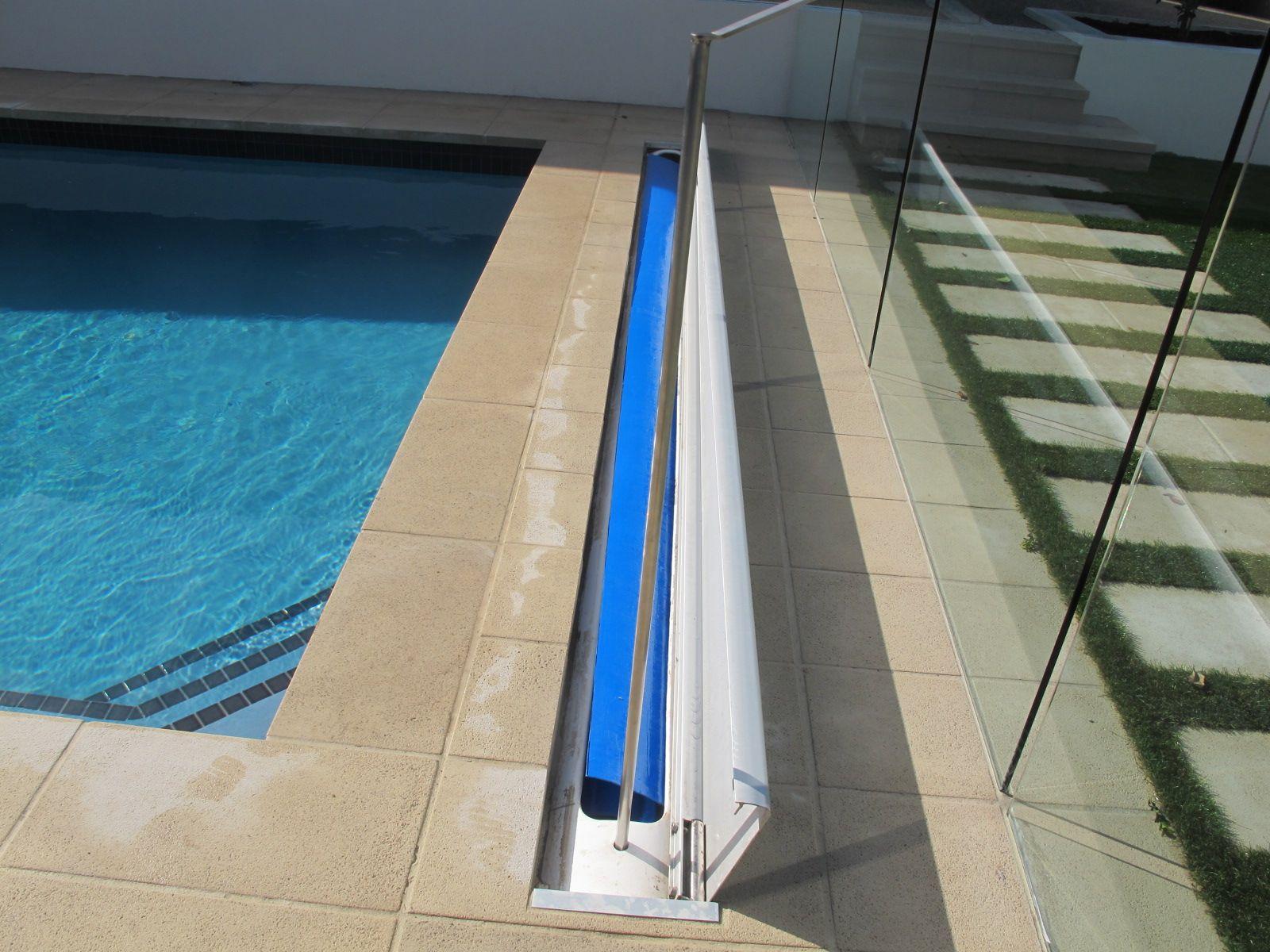 Pin By Binu Samuel On Pool Cover Hidden Pool Pool Cover Roller