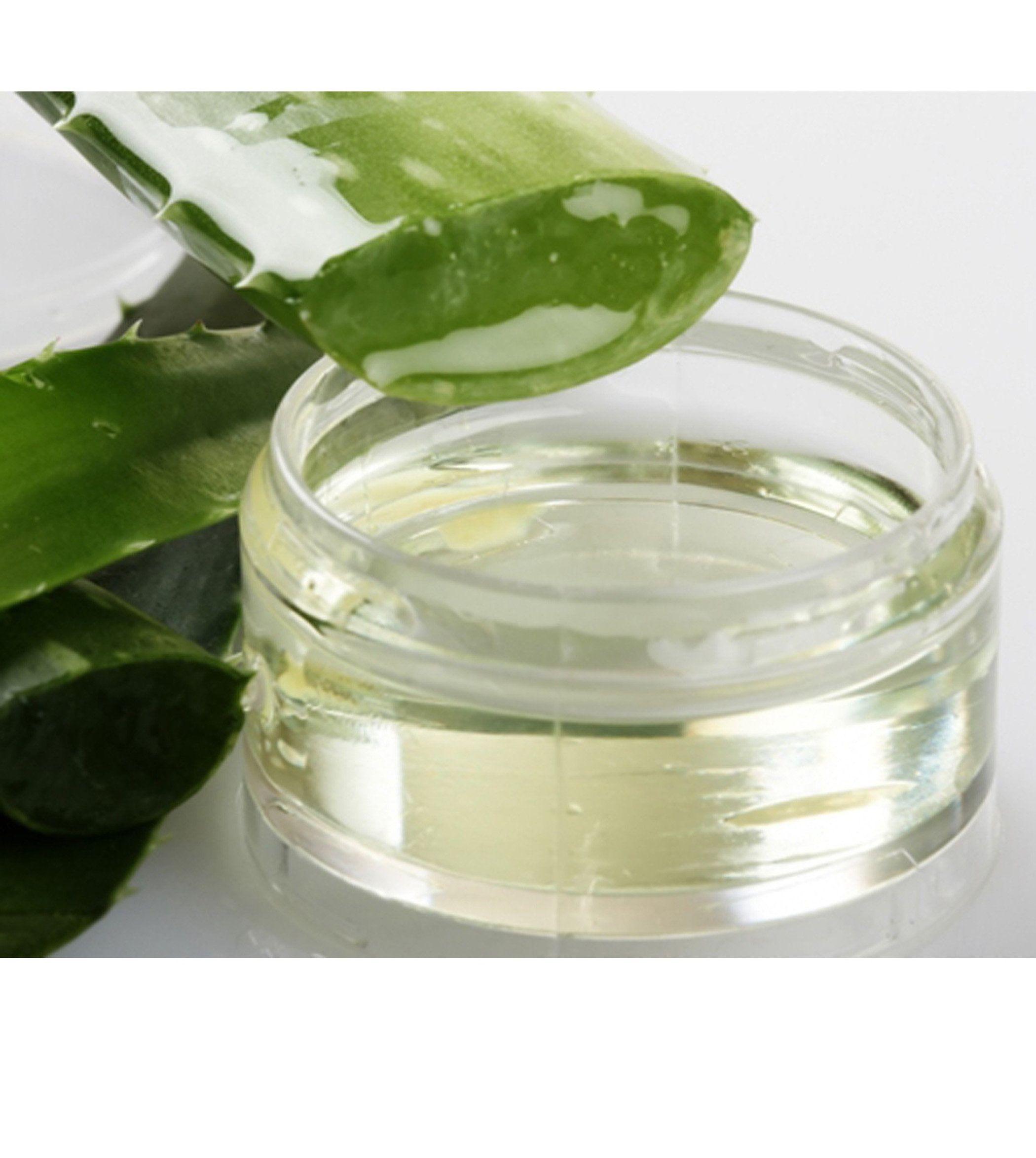 Tout naturel, gel d'Aloe Vera biologique 99%, 4 oz avec livraison intérieure gratuite   – Easter!