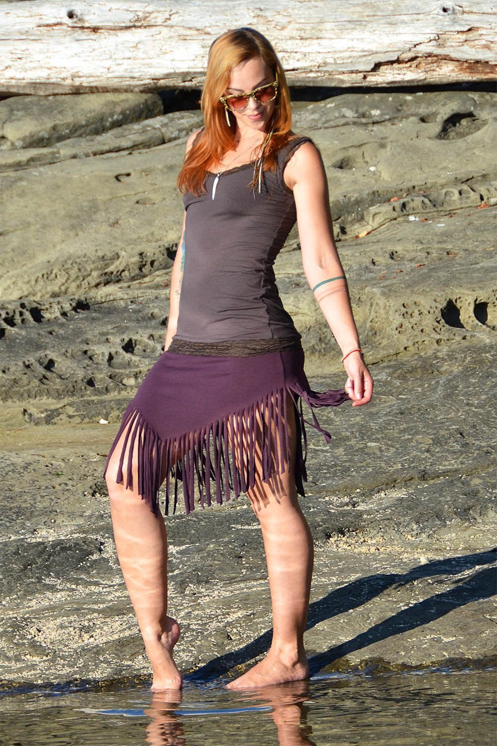 Cheyenne Skirt by Maha Devi Design