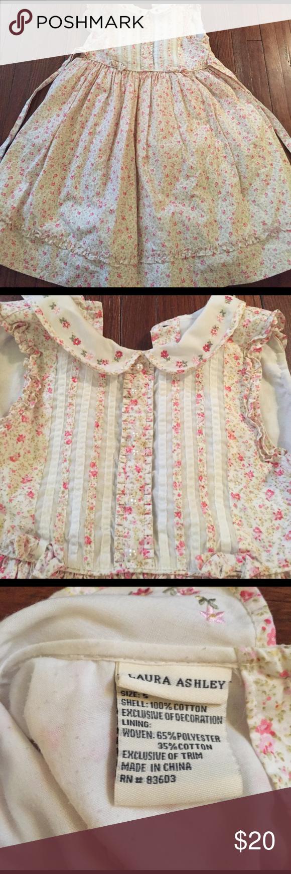 Laura ashley girls dress my posh closet pinterest dresses