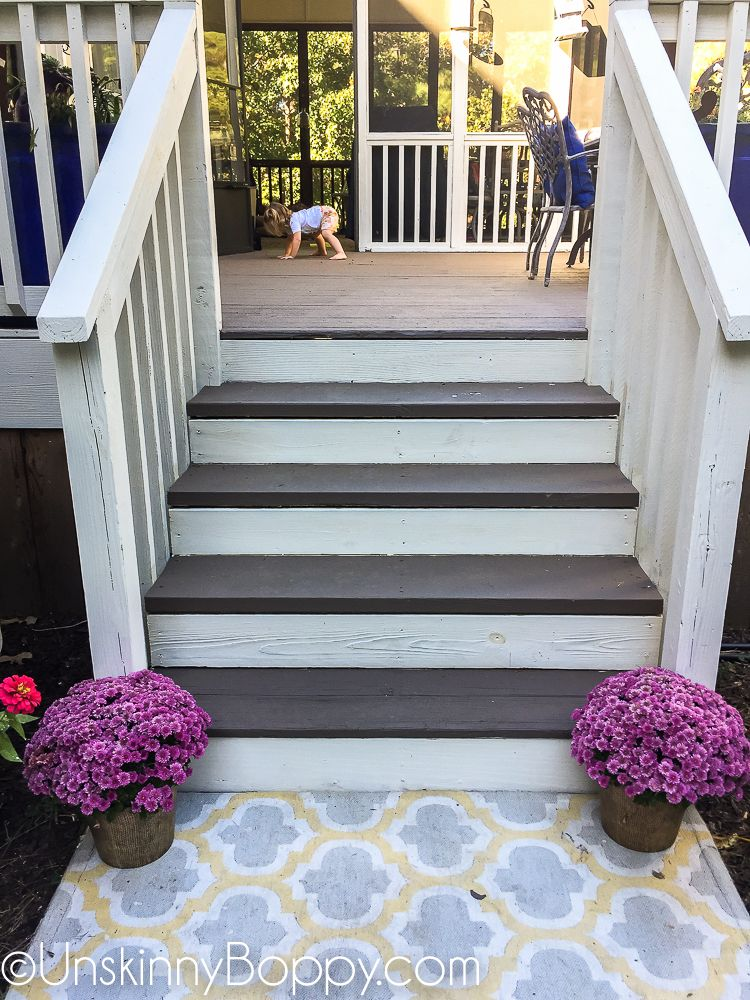 Best How To Refinish An Old Wooden Deck Review Of Rustoleum 640 x 480