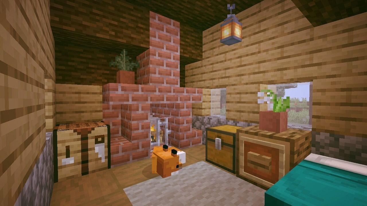 Minecraft House Decorations