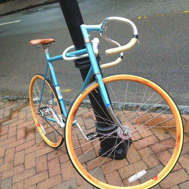 The bikes of Charleston, SC