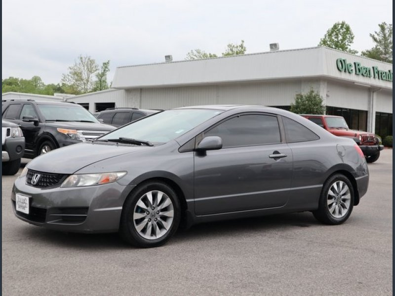 Used 2011 Honda Civic EX Coupe for sale in KNOXVILLE, TN