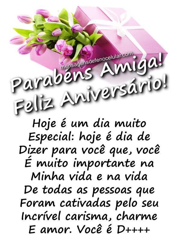 Pin De Madalena Santos Em Mensagens Feliz Aniversario Mensagem