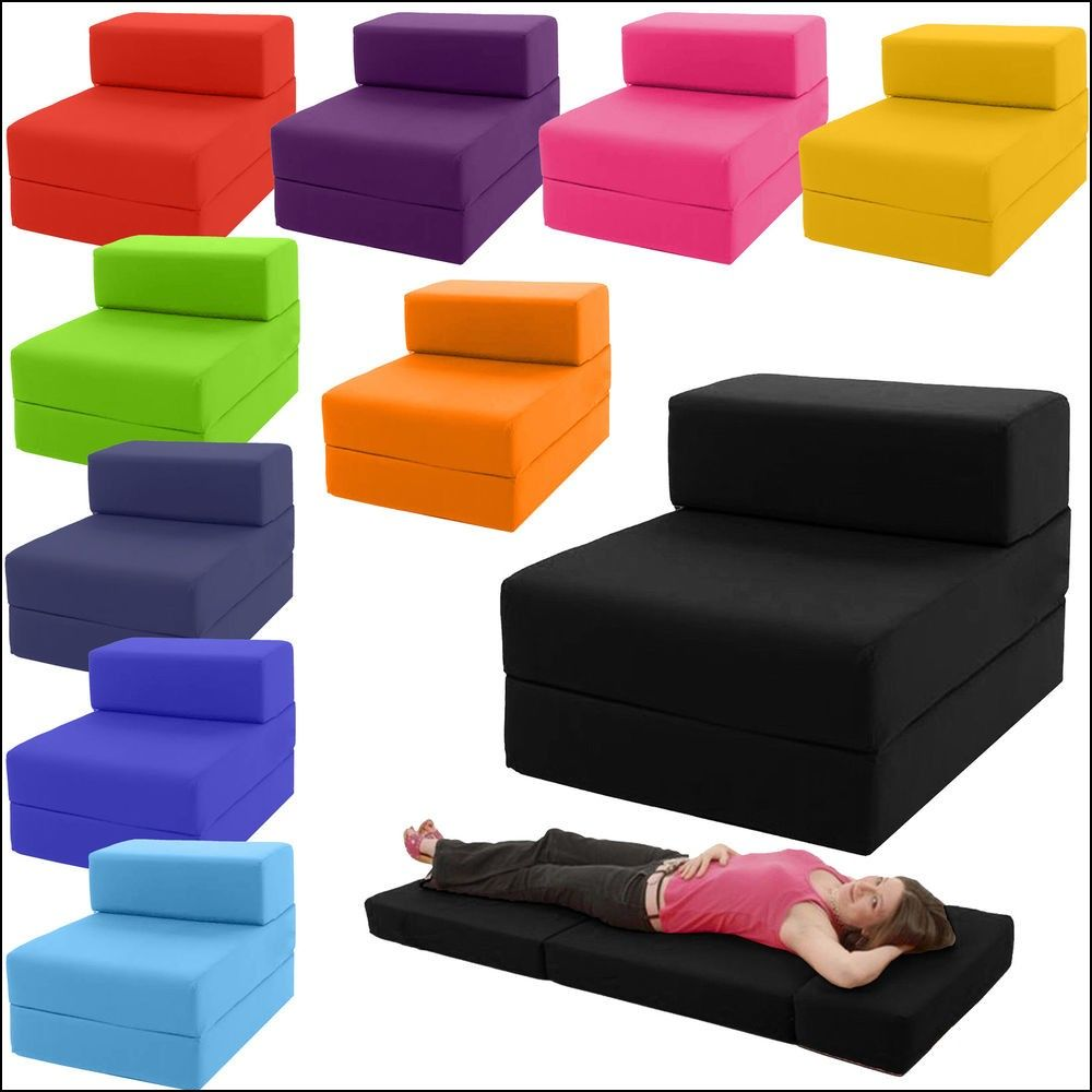 Fold Up Sofa Chair Sofa Cama Individual Muebles Cama Muebles