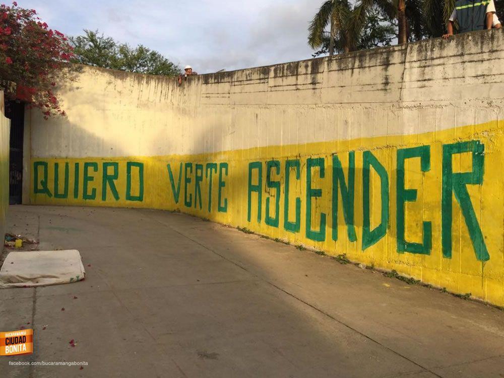 Algo Que Anhelamos Muchos En Bucaramanga Vamos Atletico Bucaramanga Vamos Con Toda Gracias Fabianreporta Por La Foto Orgullo Bucaramanga Fotos Ciudades