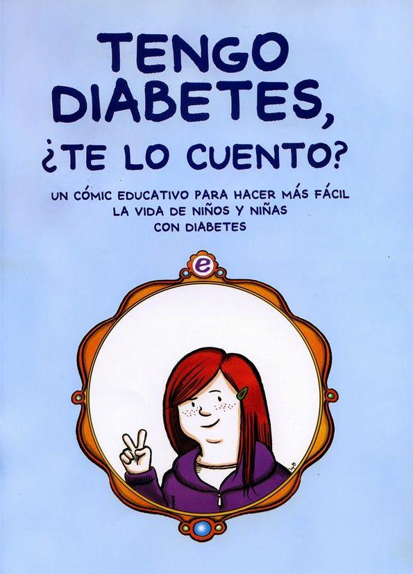 diabetes en libros infantiles
