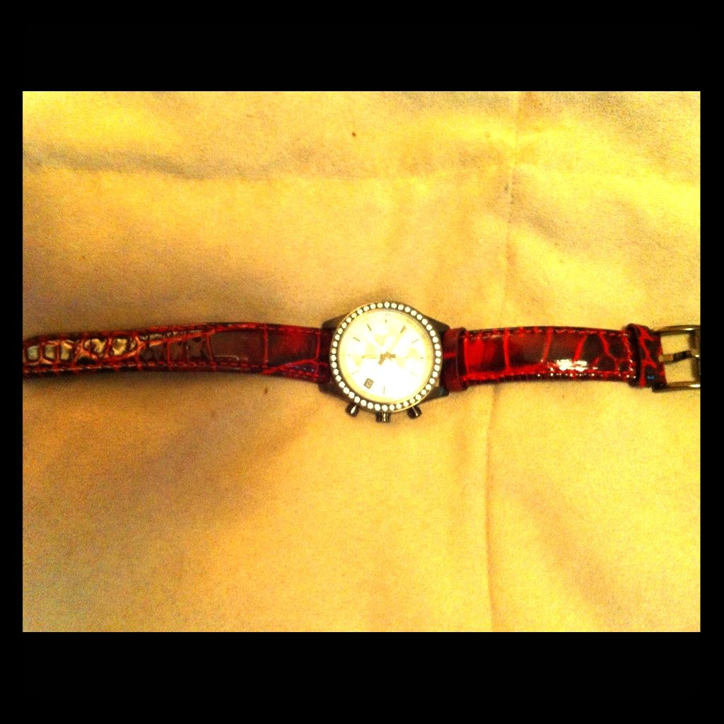 Fossil Watch Authentic. New!Great Gift!