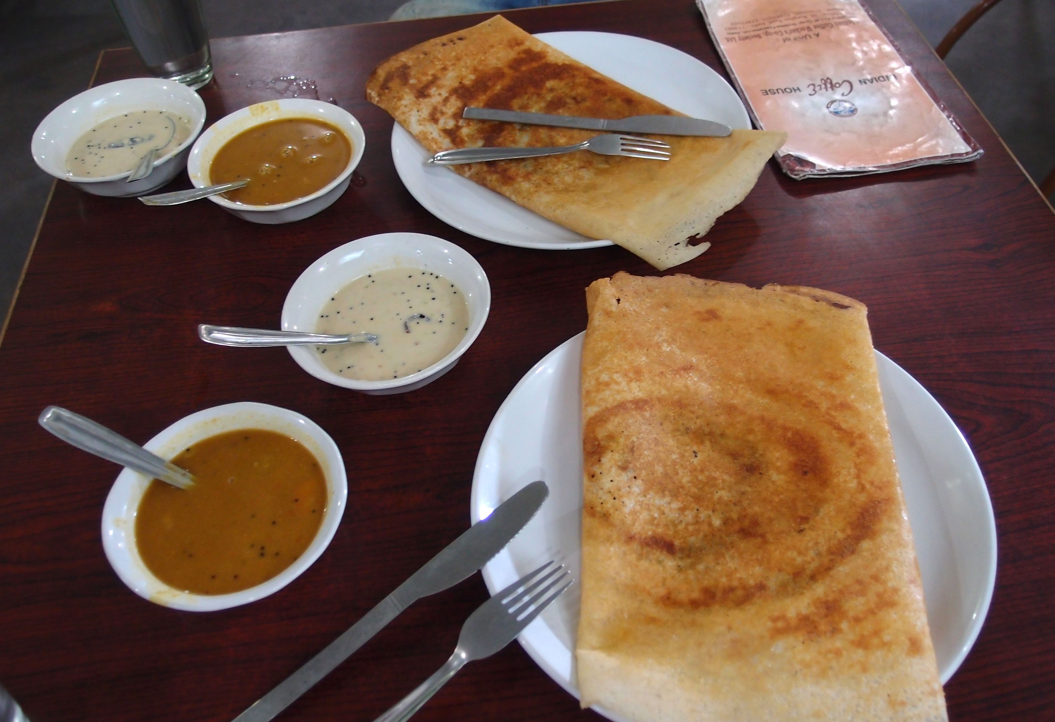 Masala Dosa S Indian Coffee House Jaipur With Images Food