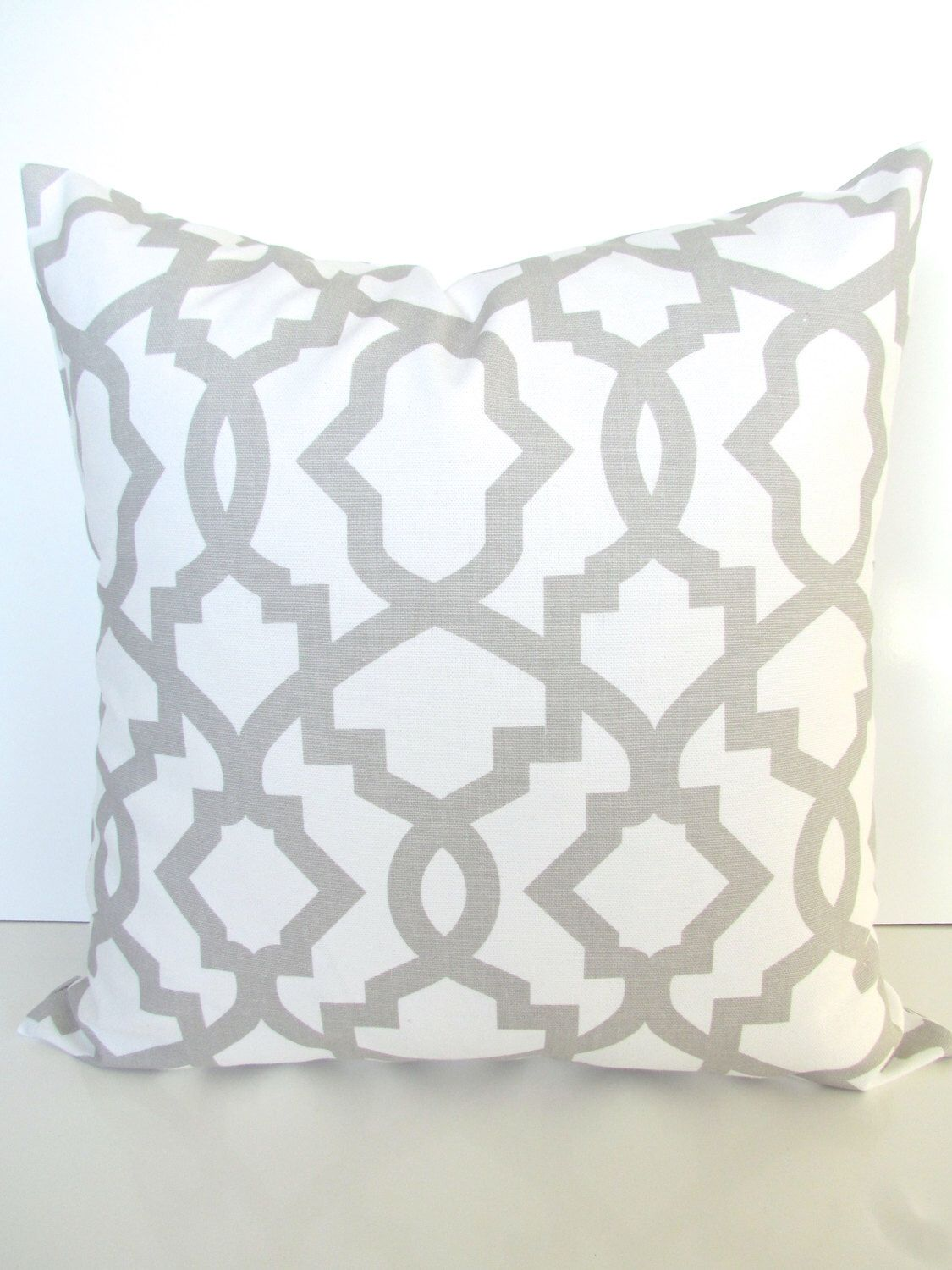 PILLOW Gray Throw Pillows French Gray Pillow Covers Light Grey ...