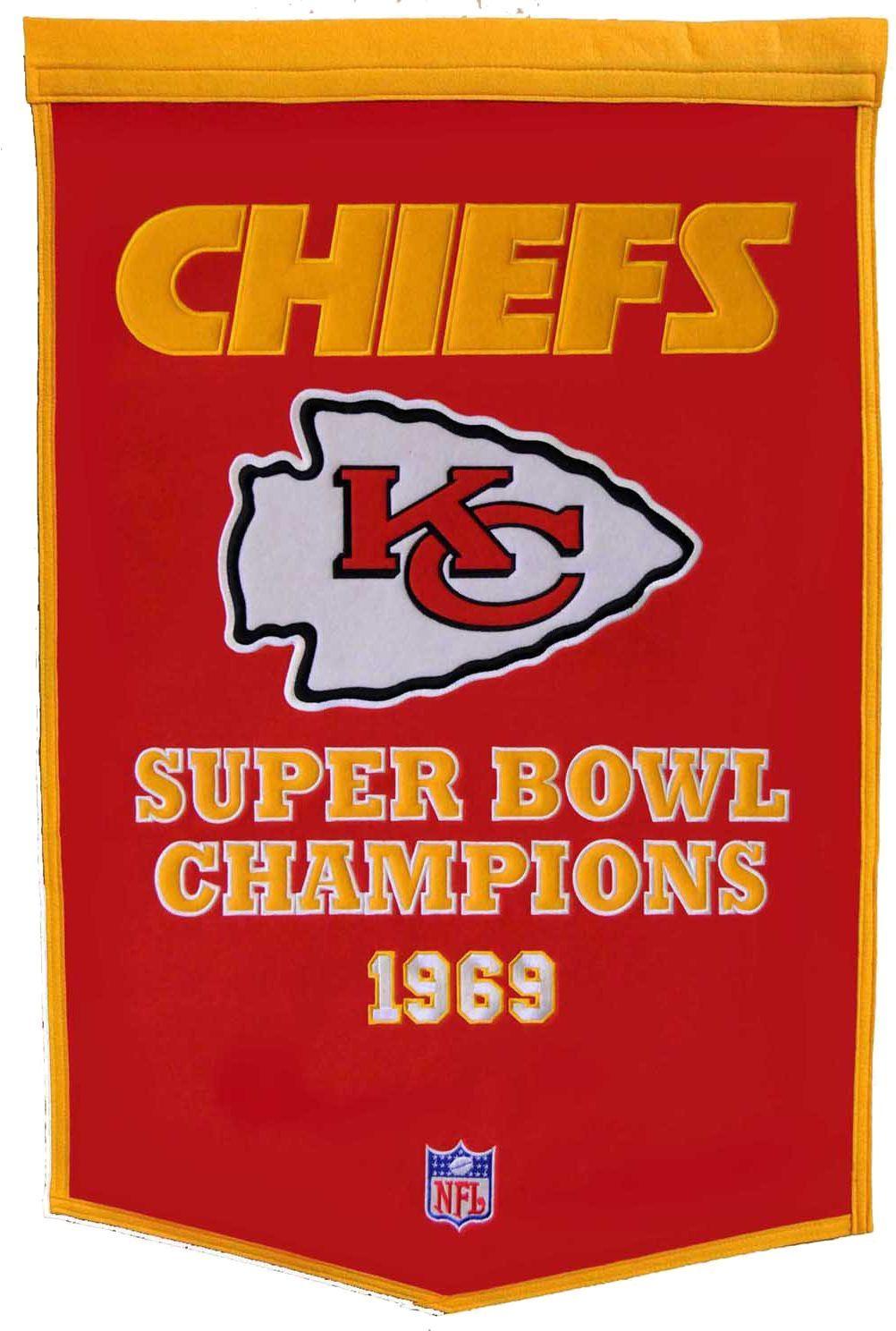 Kansas City Dynasty Banner Nfl kansas city chiefs