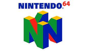 Nintendo 64 Logo Google Search Video Game Logos Nintendo Logo Sticker
