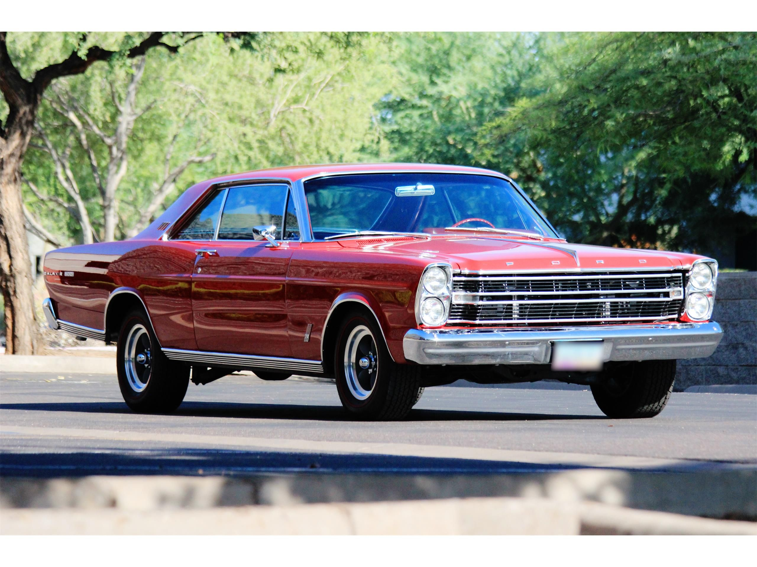 1966 Ford Galaxie 500 For Sale Listing Id Cc 1140019