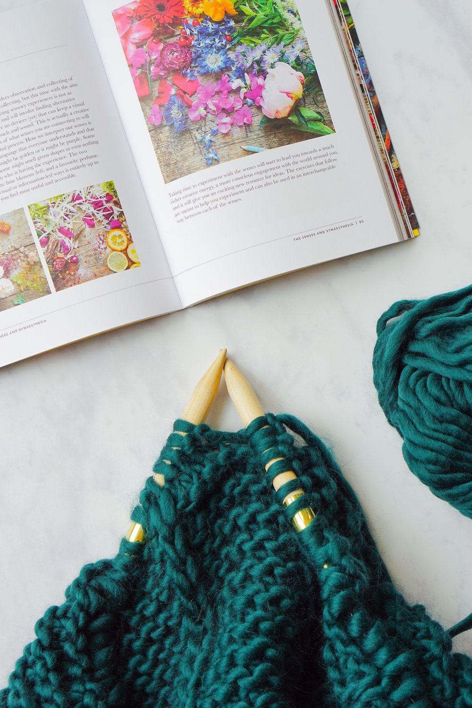 Stranger Things Happen When You Re Knitting A Blanket Knitting