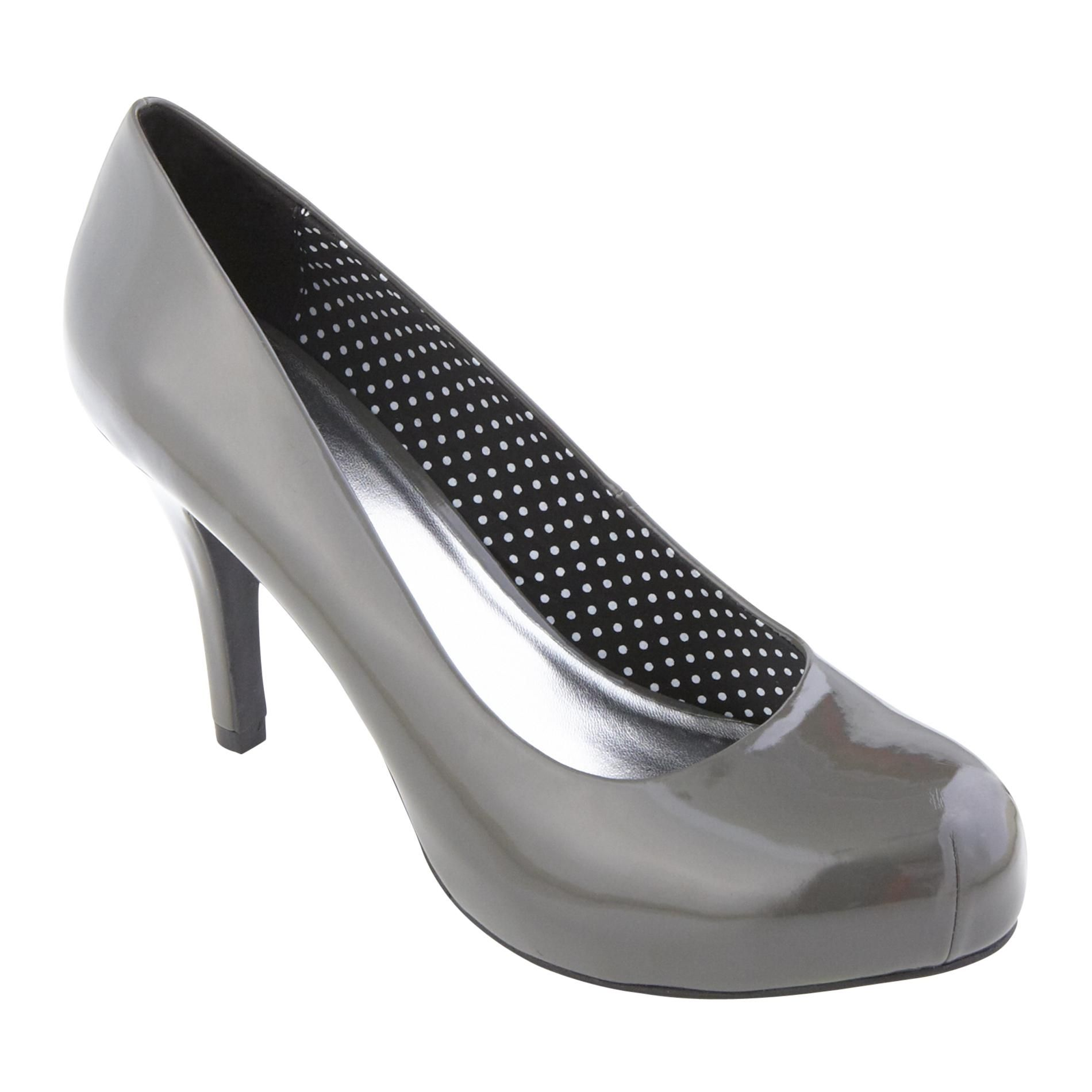 bda7c8b326fd SM New York- -Women s Pump Glaze - Grey-Shoes-Womens Shoes-Womens Heels    Pumps