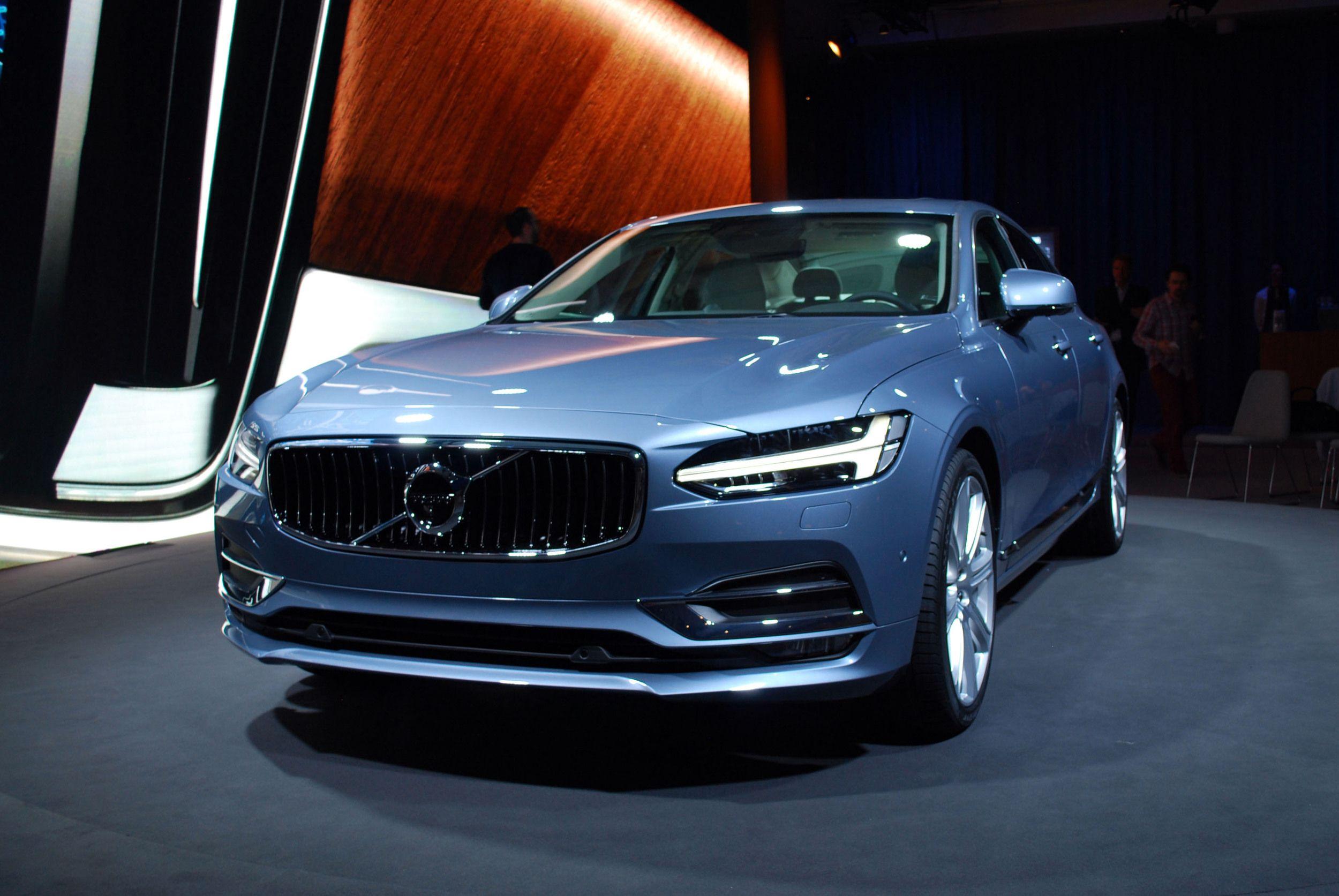 Luxury Cars 2017 Volvo S90 Specs Price Ideas Http