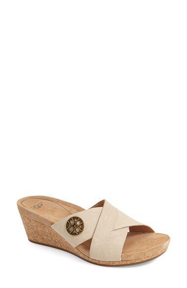 3df13b675b63 UGG®  Lyra  Sandal (Women) available at  Nordstrom