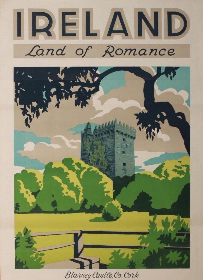 blarney castle county cork southern ireland