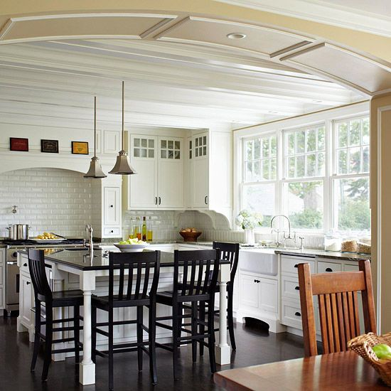 Farmhouse Kitchen Island With Seating: Remodeling Projects That Add Big Value