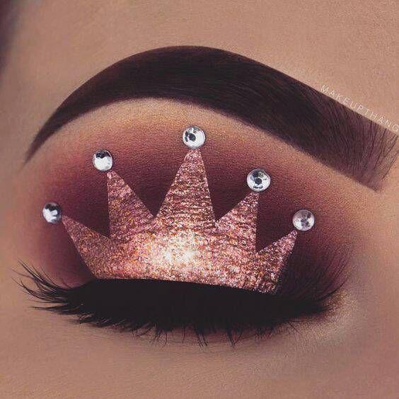 Colorful Summer Makeup ideas #Queen #Beautiful makeup