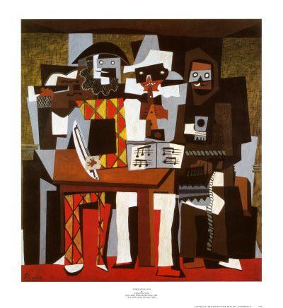 Cubisme ravissantes toiles et affiches pour décoration intérieure et idées déco