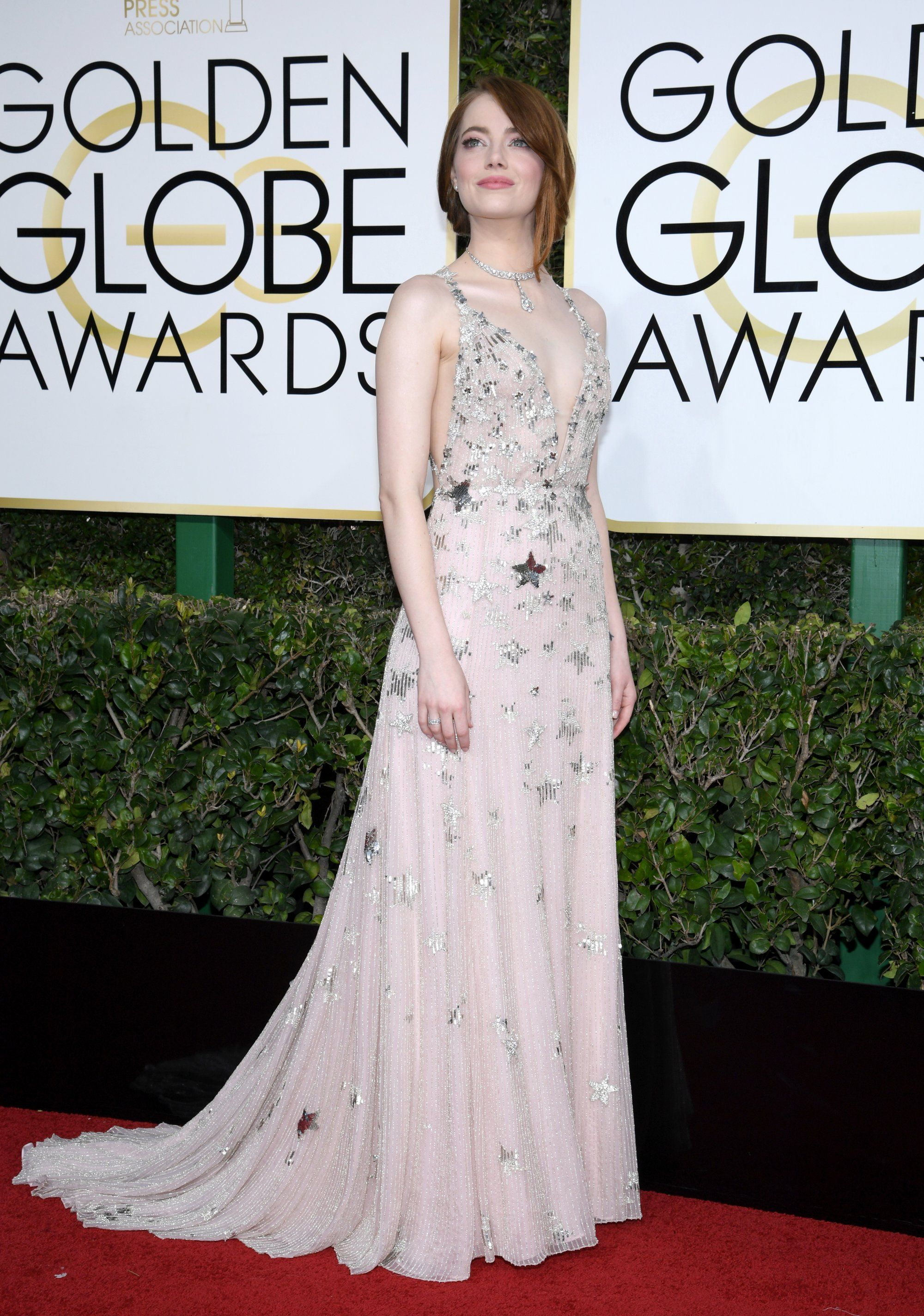 The Best Red Carpet Trends At The Golden Globes Golden Globes Dresses Celebrity Dresses Red Carpet Dresses
