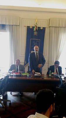 Chieti Sicurezza Urbana: Di Primio scrive a Governo e Parlamento
