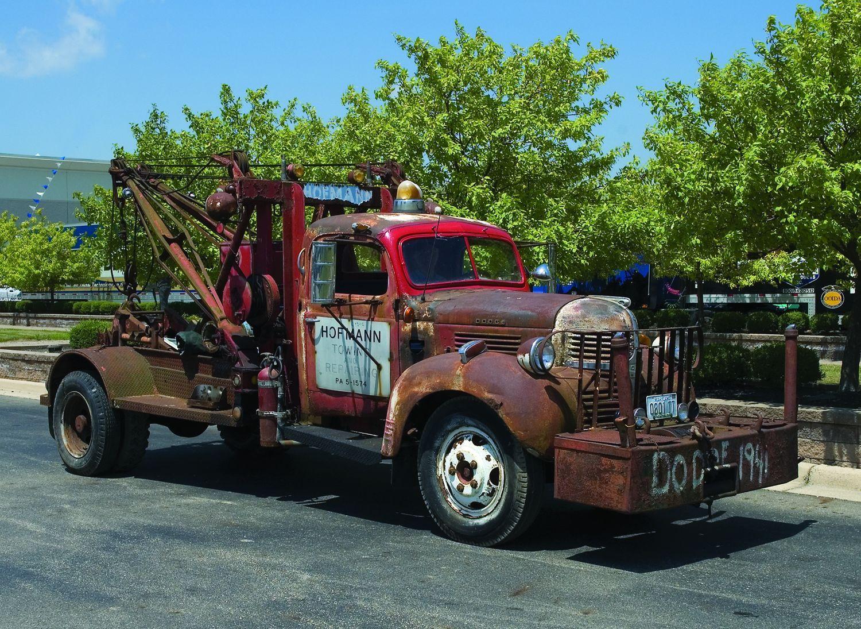 trucks vintage for