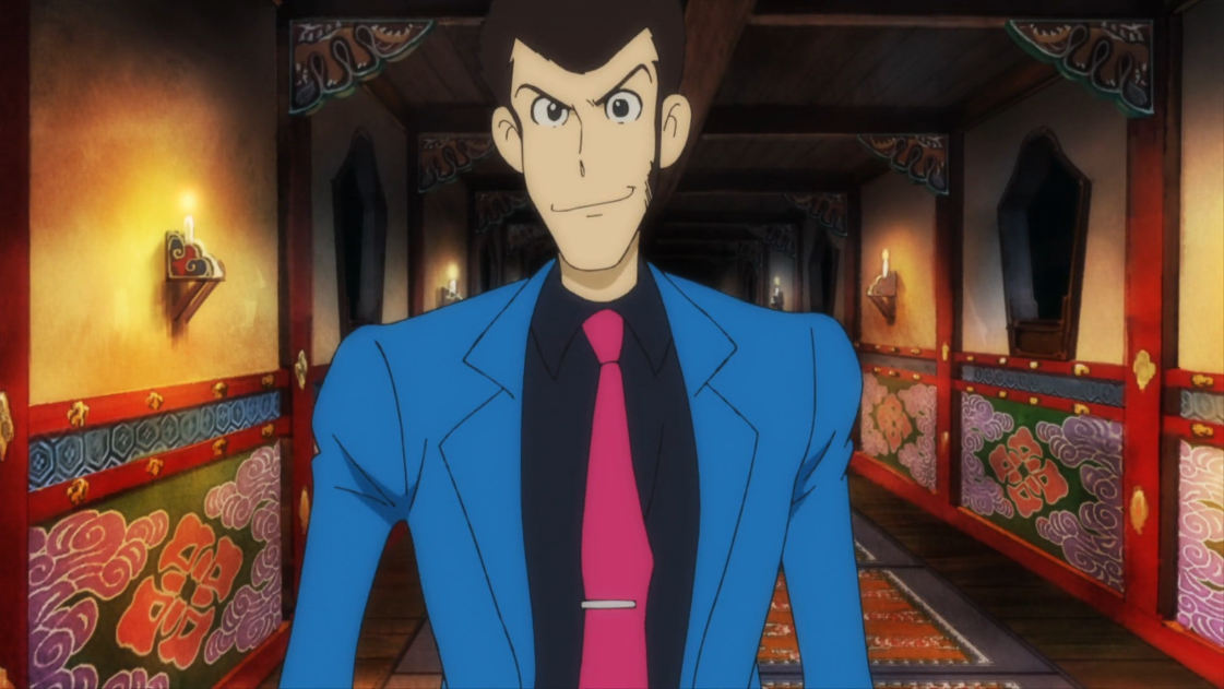 Lupin III Part V Episode 14 ルパン三世, アニメ