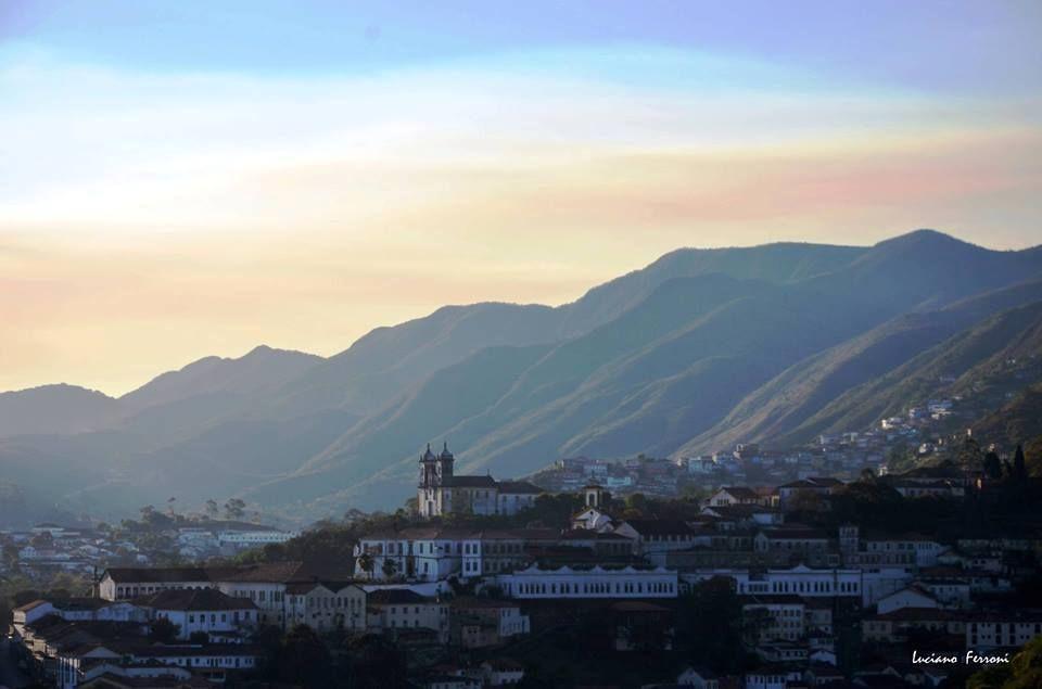 Ouro Preto (Foto: Luciano Ferroni) # Minas Gerais # MG # Brasil # Brazil # Cidade histórica # Historic city # História # History