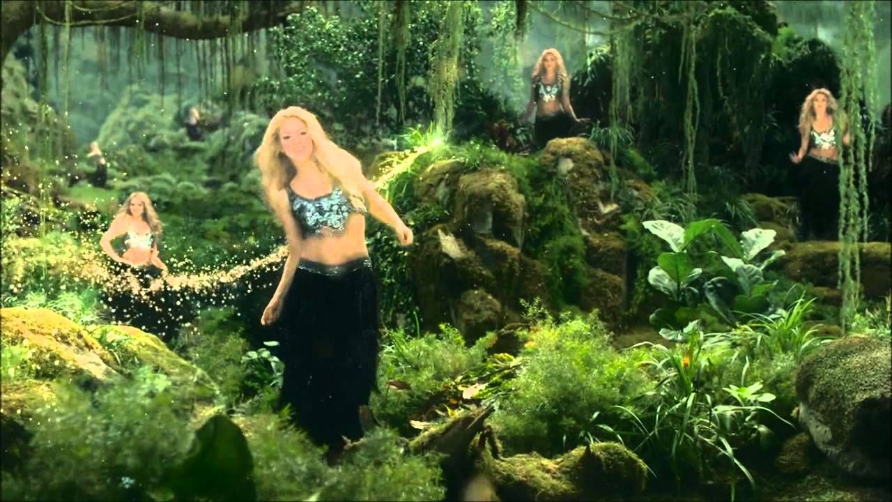 Shakira Lalala Brasil The Official 2014 Fifa World Cup Song