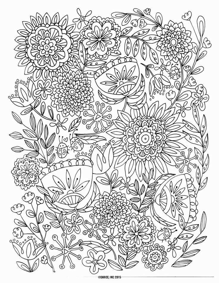 Pin von Elizabeth Guerrero Torres auf Para colorear | Pinterest