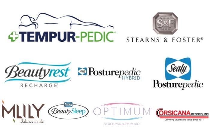 shop posturepedic sealy mattress furniture by s best bernie phyl hybrid brands sealypphybrid
