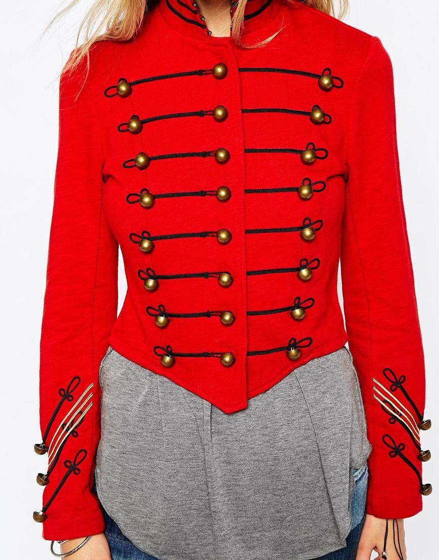 Image 3 of Denim & Supply By Ralph Lauren Military Jacket ...