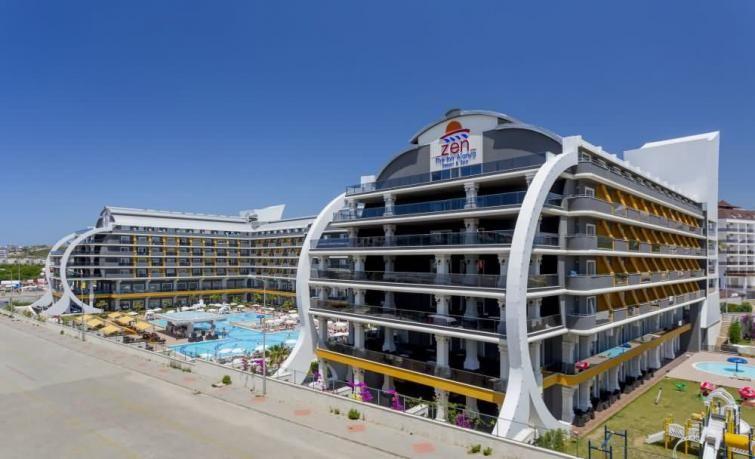 Senza The Inn Resort Spa Antalya Alanya Tatilarenasi Com Oteller Seyahat Turizm
