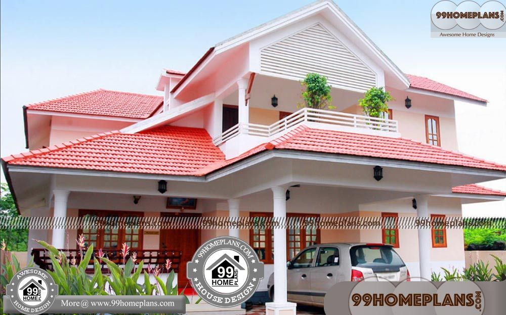 Floor Plan Double Storey House Designs With Modern Residential House Plans Having 2 Floor House Plans With Photos Modern Style House Plans Double Storey House