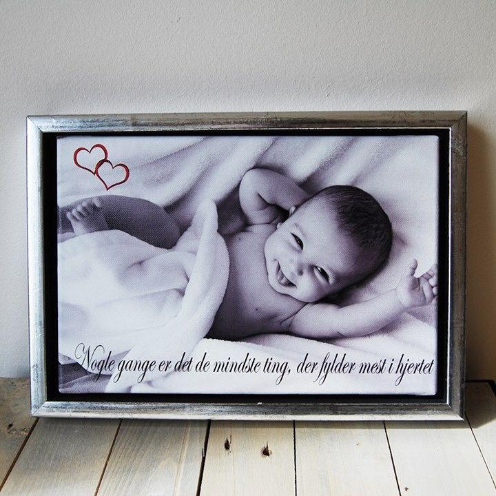 aac90cee Få printet dig eget foto på lærred Størrelse: 30 X 20 cm Pris: 169 ...