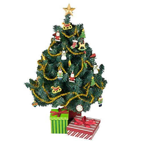 18 Doll Furniture Accessories For American Girl Chris Christmas Tree Kit Christmas Tree Set Christmas Tree Accessories