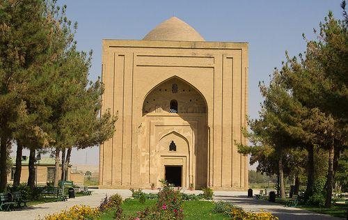 Harun Al Rashid Prison And Tortured Headquarters In Khorasan Iran Scene Photography Rasul Ali سجن هارون الرشيد ومقر تعذيبه في Taj Mahal Landmarks Building