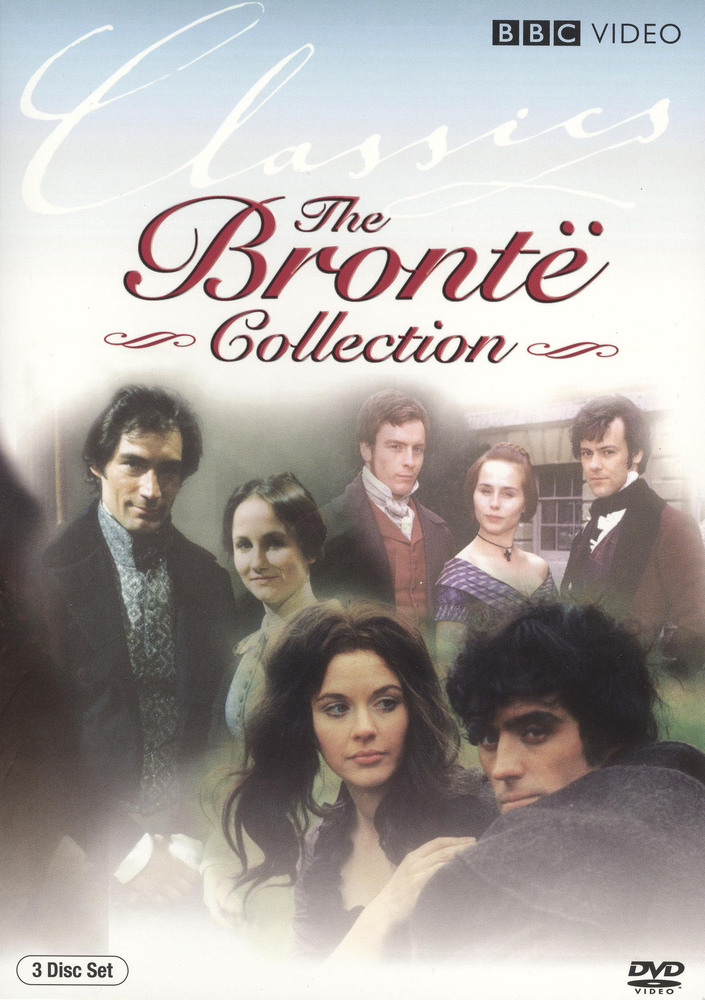 The Bronte Collection [3 Discs] [DVD] in 2019 Jane eyre