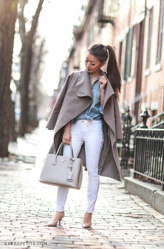 Pin Von Sw Auf Anziehsachen Mode Fur Kleine Frauen Modestil Oberhemden