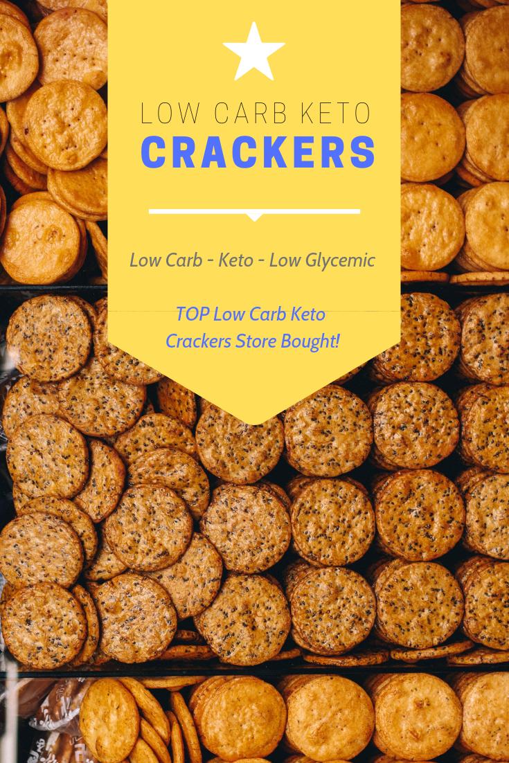 crackers brands good for keto diet