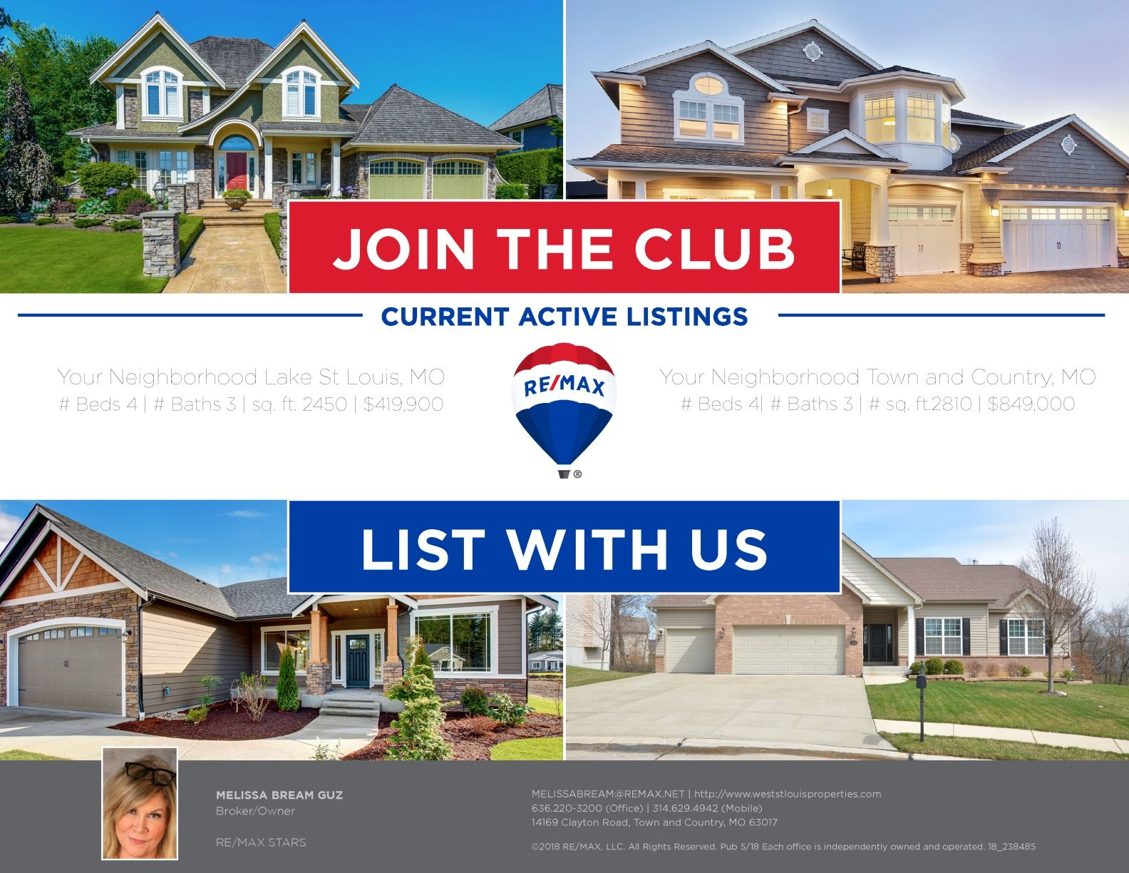 Listings Wanted The Neighbourhood Town And Country House Styles