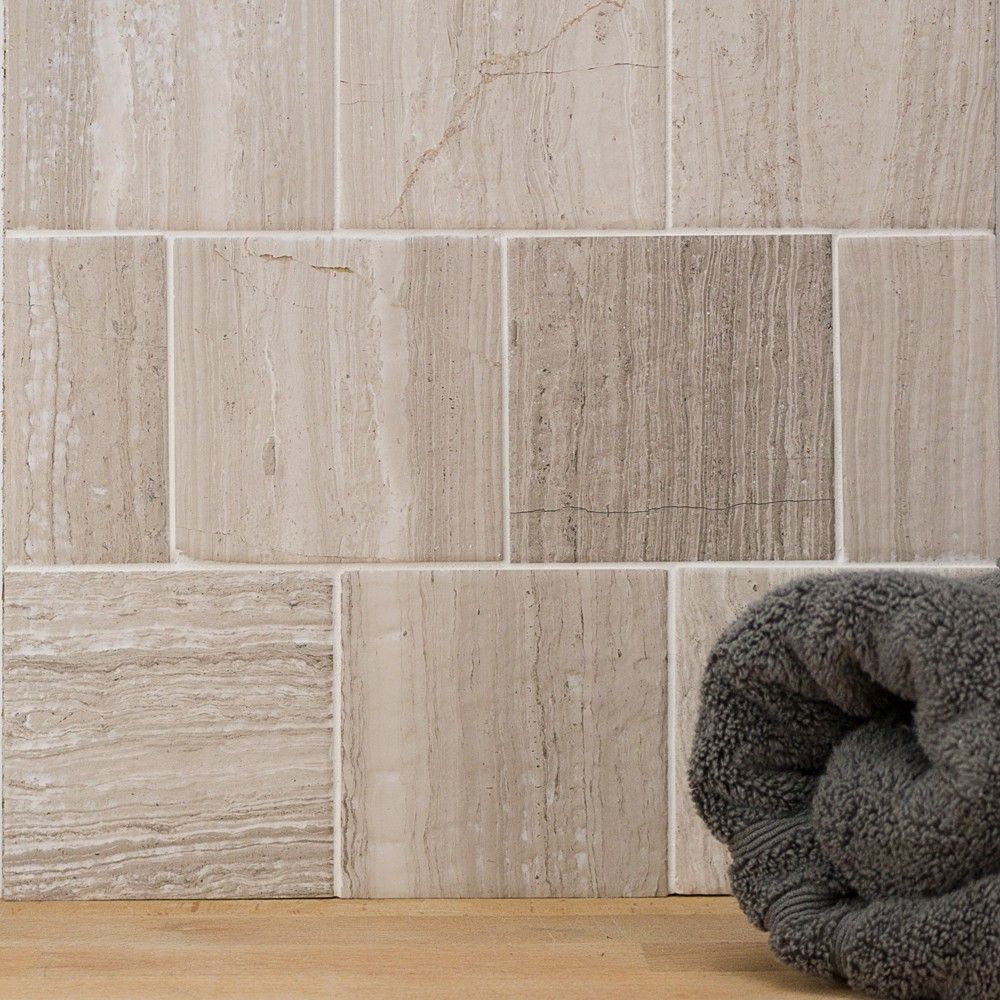Brushed stone wooden beige 4x4 marble tile marble tiles 4x4 and brushed stone wooden beige 4x4 marble tile closeouts dailygadgetfo Choice Image
