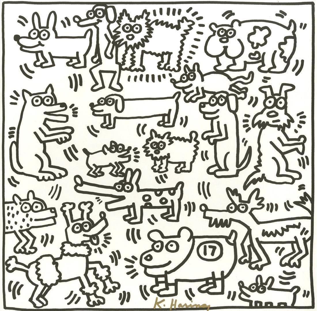 753 Keith Haring