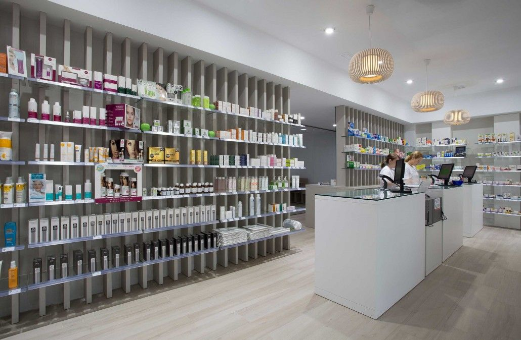 Farmacia-Orihuela-dermo | Decoración Farmacias | Pinterest ...
