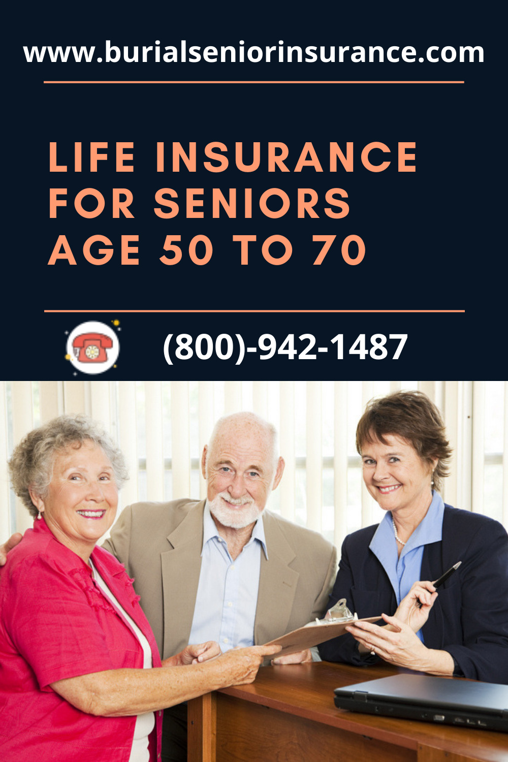 Life Insurance For Seniors Age 50 To 70 in 2020 Life